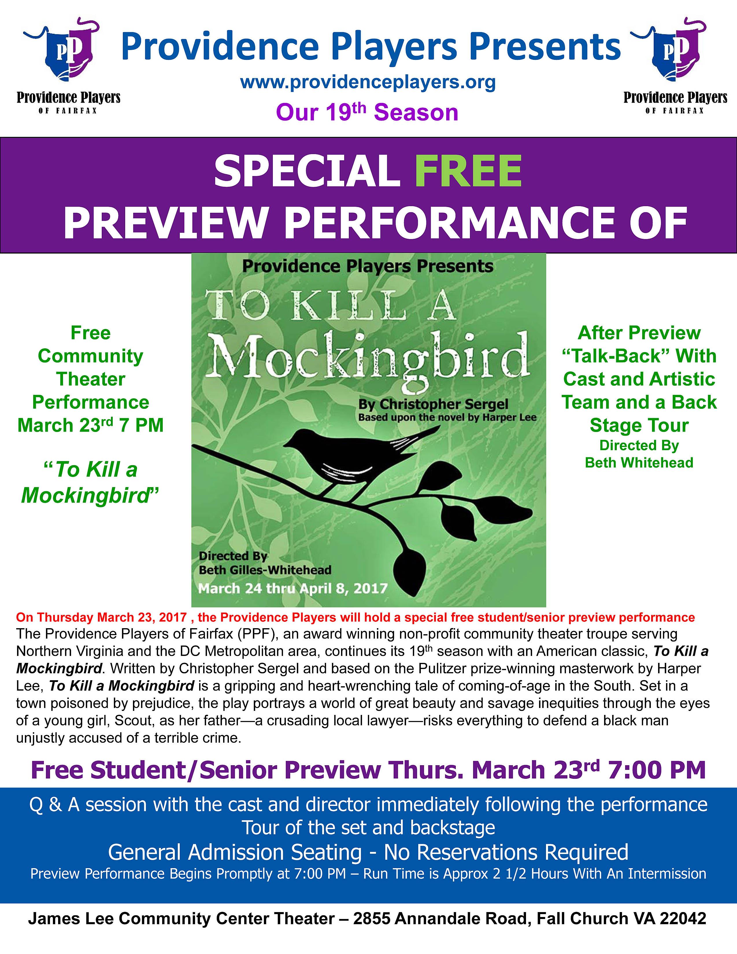 Microsoft PowerPoint - PPF To Kill a Mockingbird Free Preview Pe