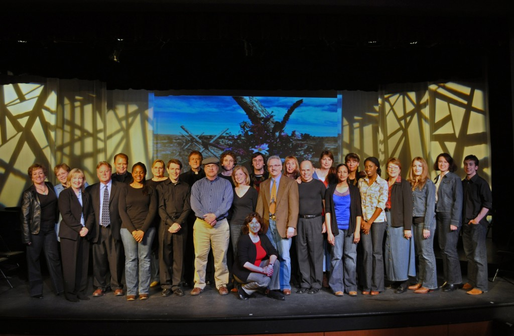 the laramie project laramie project cast and director tina thronson