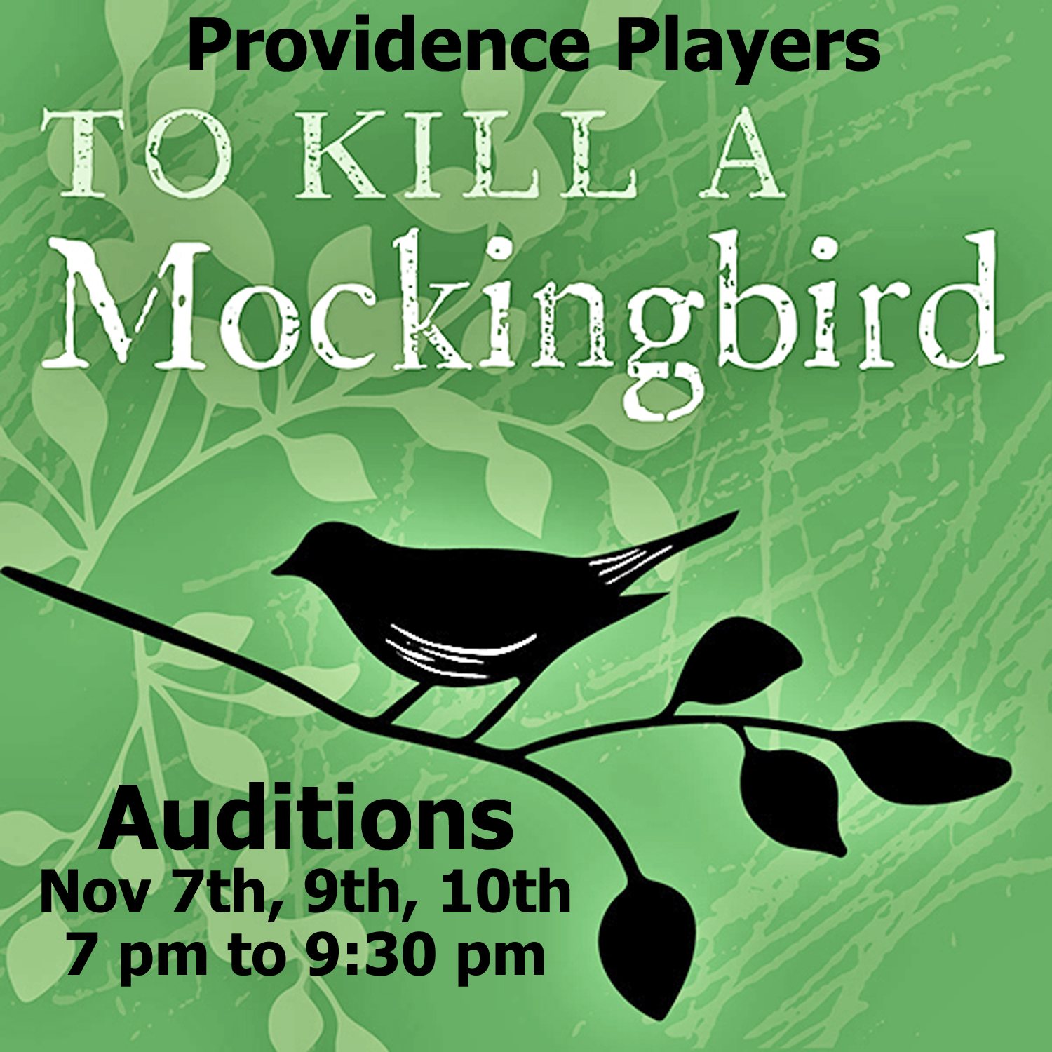 similarities between to kill a mocking birds Certain uncanny resemblances between tom robinson and boo radley's lives exist in harper lee's to kill a mockingbird often large groups of people misunderstand certain unusual individuals.