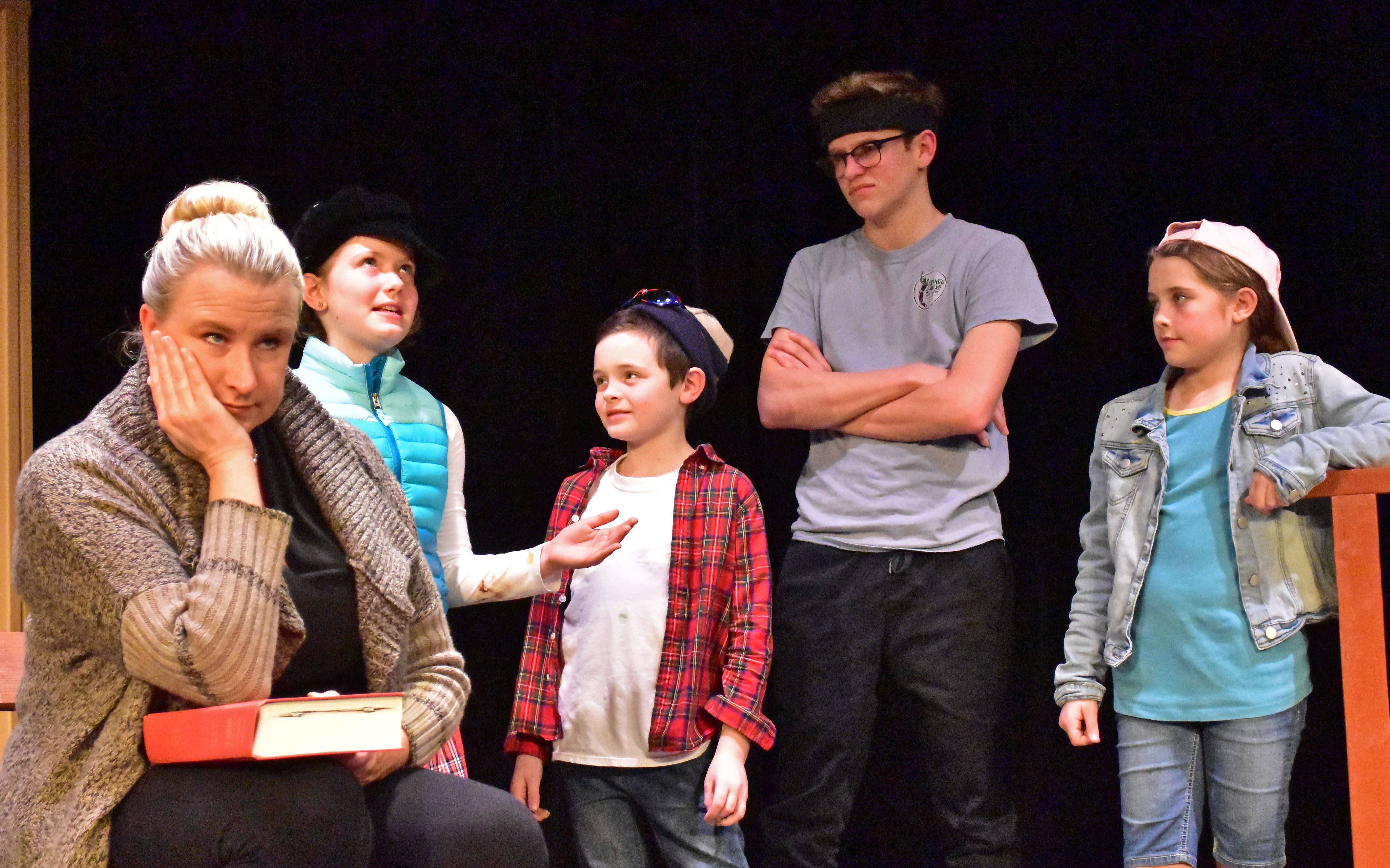 ppf best christmas pageant ever mrs bradley and - The Best Christmas Pageant Ever Play