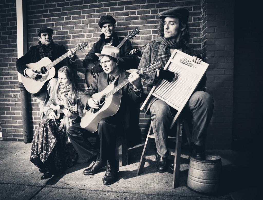 CC bluegrass band