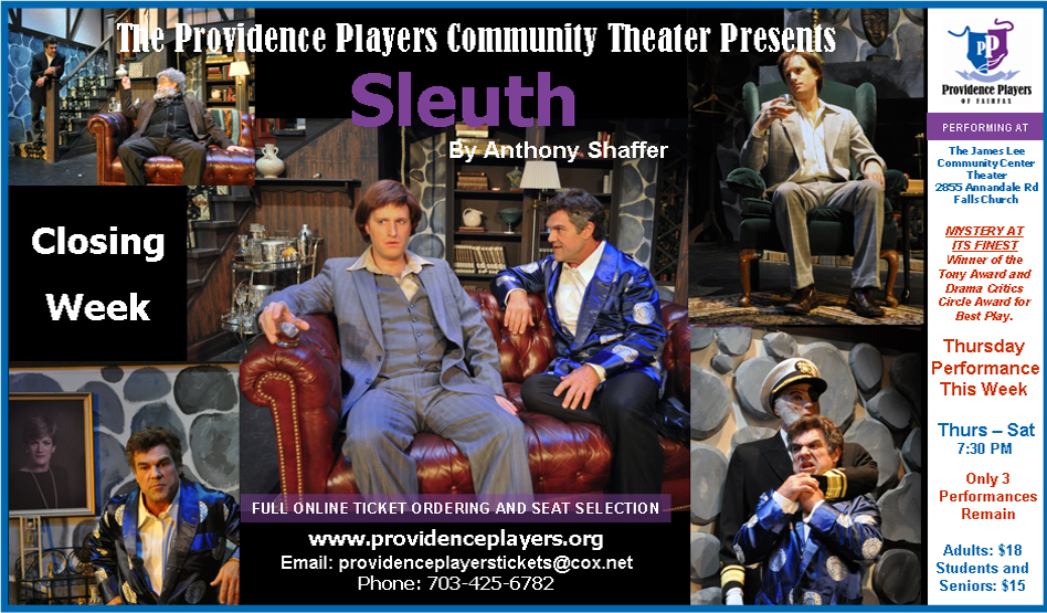 PPF Sleuth Closing Weekend Montage
