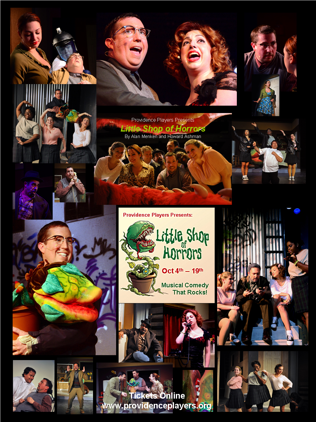 PPF Little Shop Opening Week Large Montage