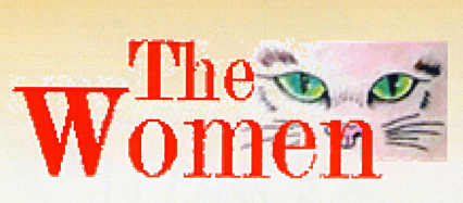 Providence Players-The Women 2005 Show Logo Designed by Chip Gertzog