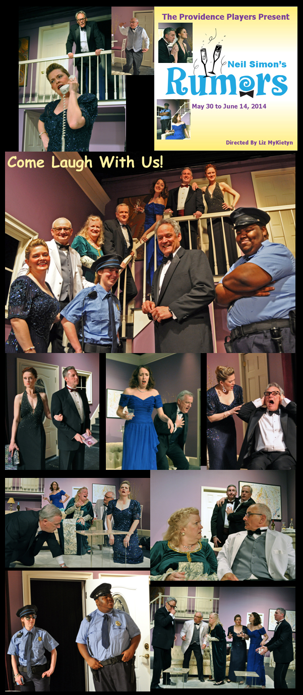 PPF Rumors Production Photos by Chip Gertzog