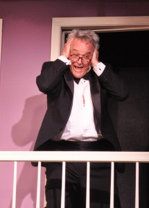 Patrick David as Ken Gorman Photo by Chip Gertzog Providence Players
