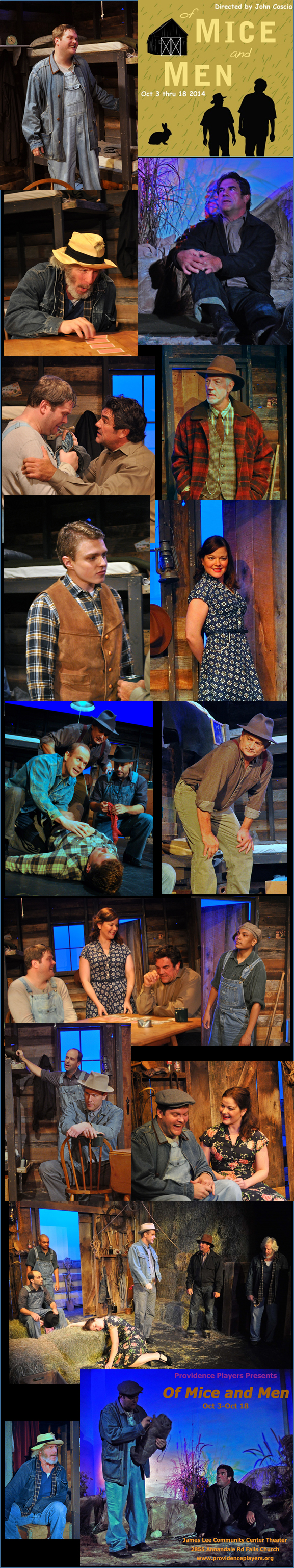 PPF Of Mice and Men Montage Photos by Chip Gertzog