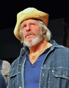 David James as Candy - Providence Players Of Mice and Men photo by Chip Gertzog