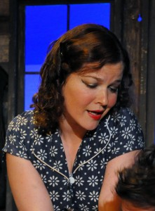 Julie Janson as Curley's Wife