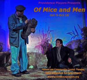 Providence Players Of Mice and Men Photo by Chip Gertzog