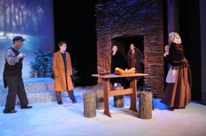 The Lion, the Witch and the Wardrobe - The Providence Players - Photo by Chip Gertzog