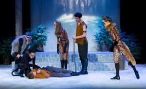 The Lion, the Witch and the Wardrobe - The Providence Players - Photo by Bill Owens