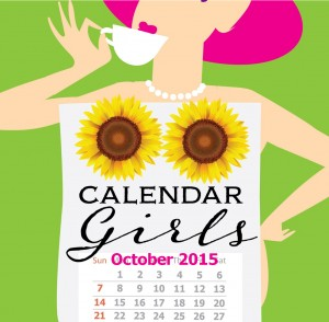 Providence Players Calendar Girls On Stage October 2015