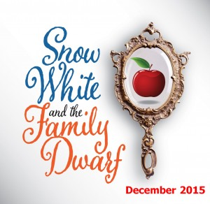 Providence Players Snow White Family Dwarf On Stage December 2015