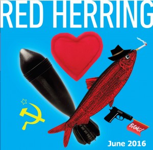 Providence Players Red Herring On Stage June 2016