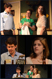 Providence Players Almost Maine Sad and Glad Photo by Rob Cuevas Providence Players