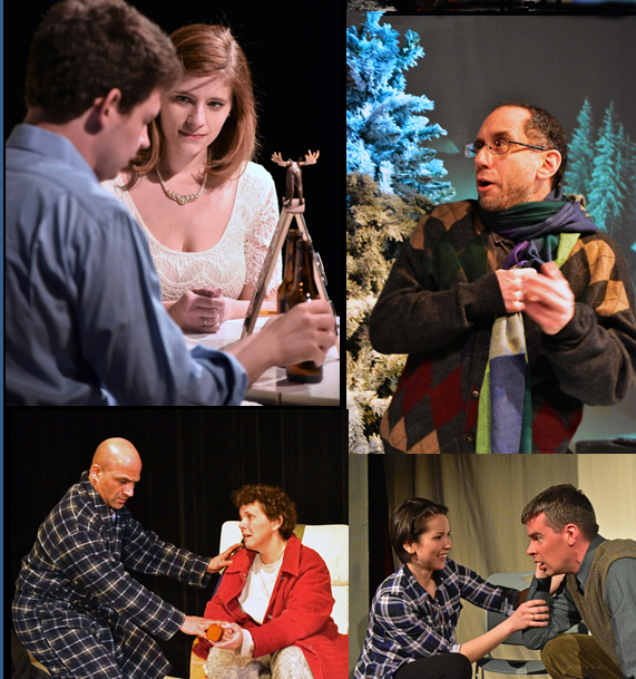 2 Almost Maine Cast Montage Providence Players