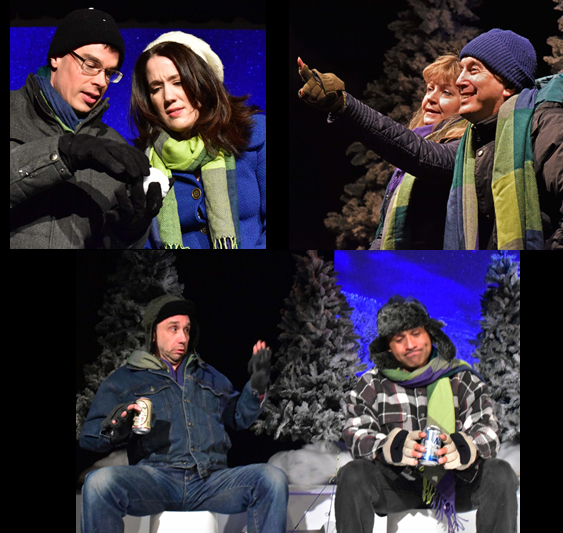 4 Almost Maine Cast Montage Providence Players