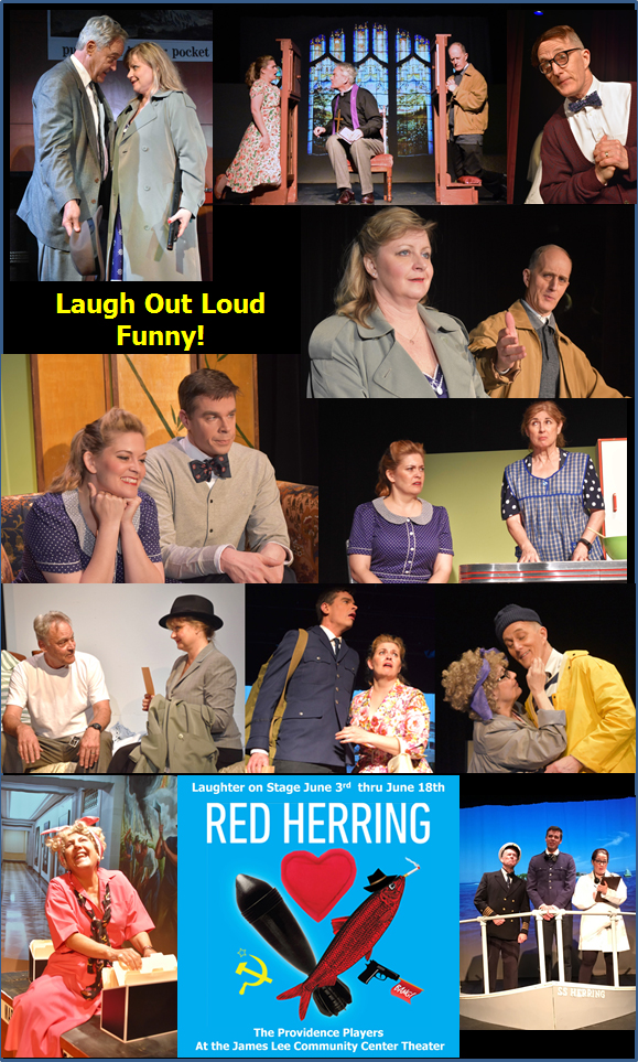 Providence Players Red Herring Montage 3 Photo By Chip Gertzog