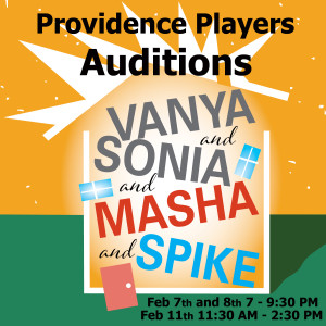 VSMS Auditions
