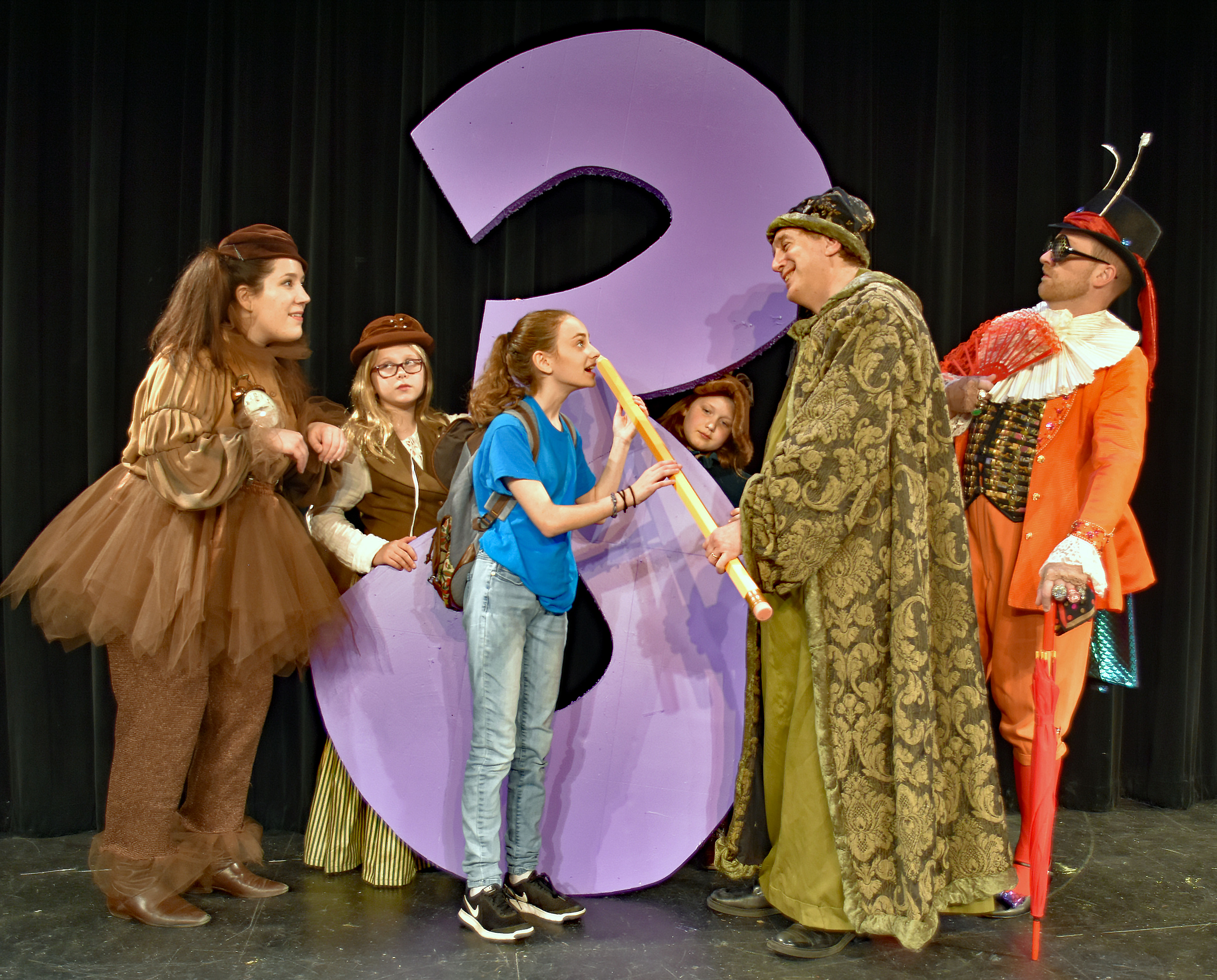PPF The Phantom Tollbooth Ranowsky Casey Cutler Pounds Fischer Bradley