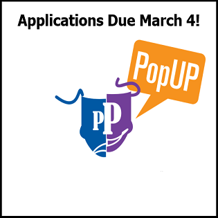Announcing: Accepting Directing Applications for PopUp